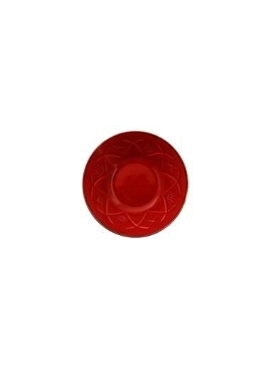 Porland Christina Kırmızı Kase 16Cm Renkli